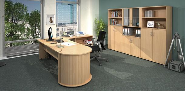 Kancelářský nábytek UNI
