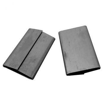 Spona pro ocelovou pásku