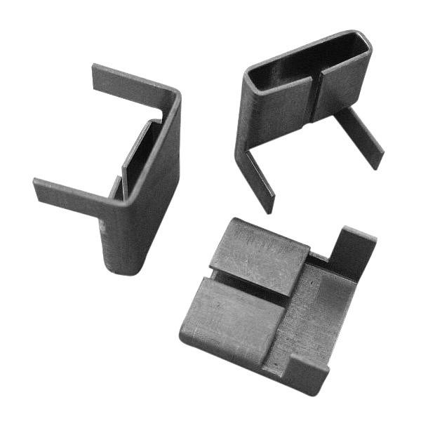 Spona pro ocelovou pásku, typ R