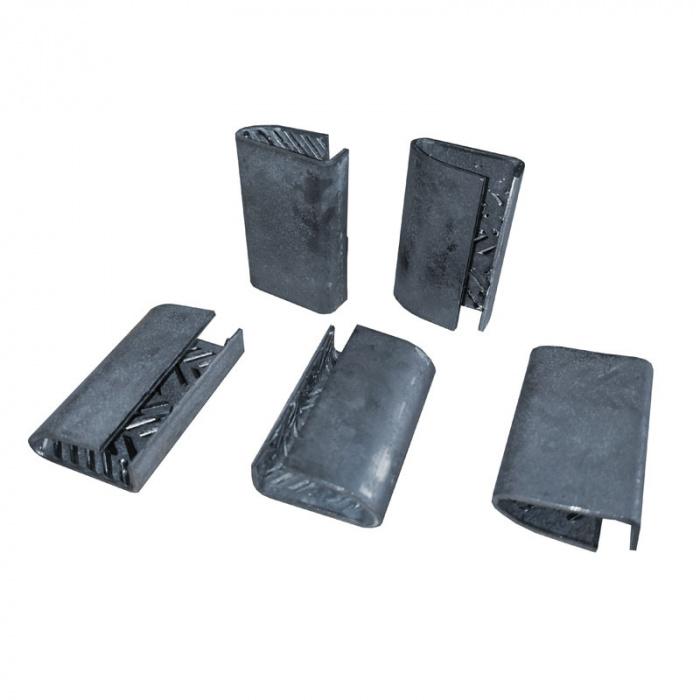 Plechová XL spona pro PP nebo PE páskování