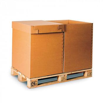Skládací víko 805 x 605 x 100 pro půlbox