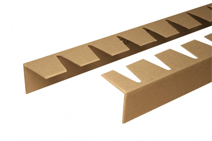 Kartonová hrana - flexibilní