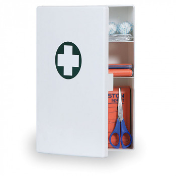 Plastové nástěnné lékárničky
