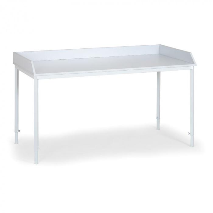 Montážní stůl s ohrádkou