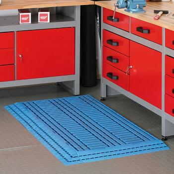 Vysokozátěžové protiúnavové podlahové rošty