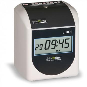 Docházkové hodiny - digitální
