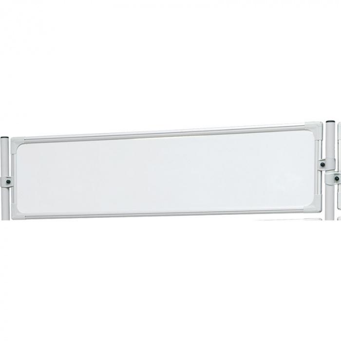 Popisovací magnetická tabule pro paravany 1200x1800 mm