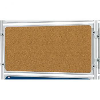 Korková tabule pro paravany 1200x1200 mm