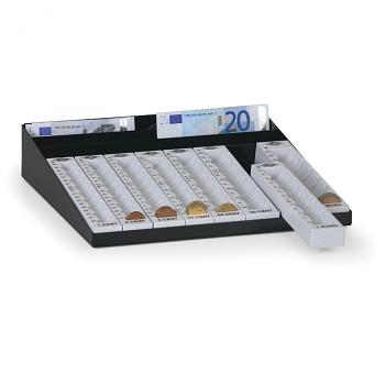 EURO mincovník s částí pro bankovky