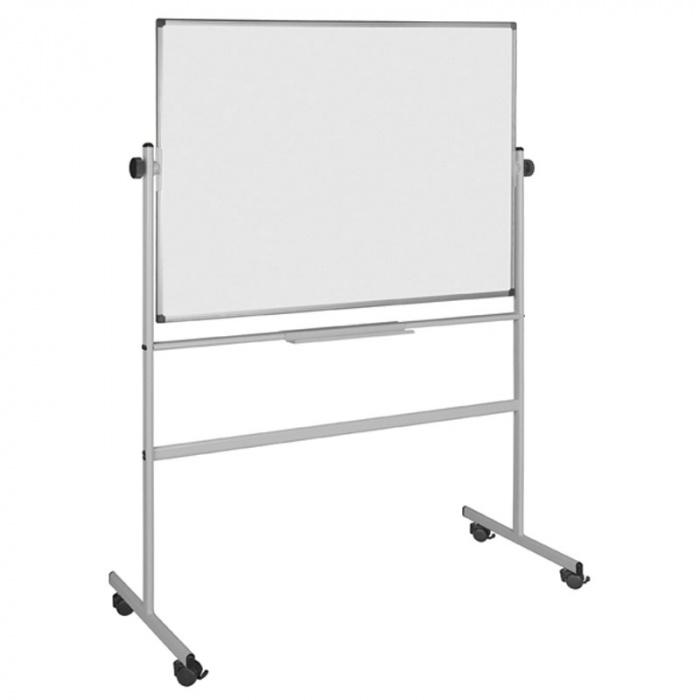 Otočná magnetická tabule keramická LUX 1200x 900 mm
