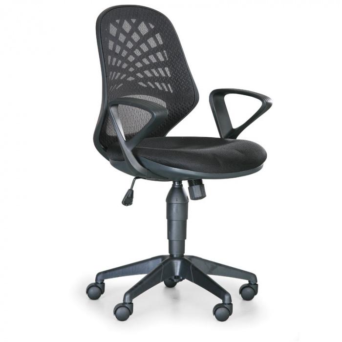 Kancelářská židle FLER černá