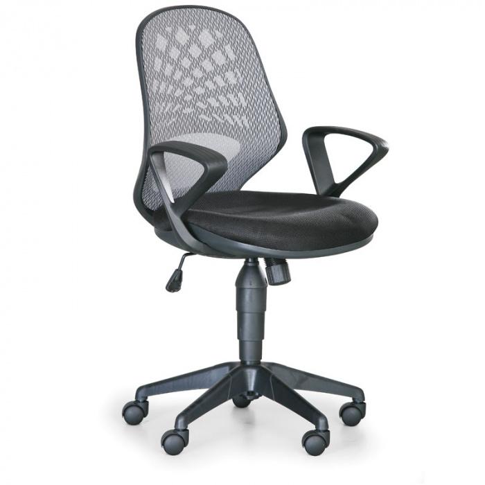Kancelářská židle FLER šedá