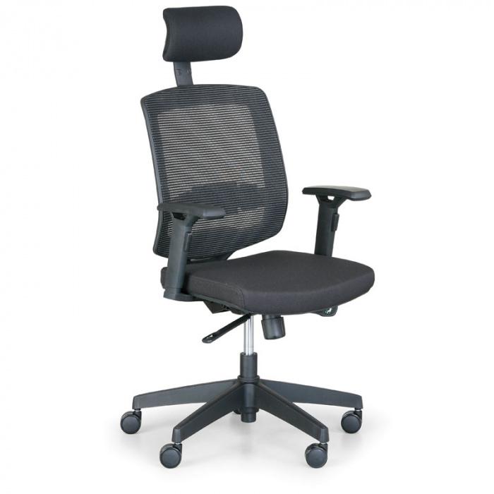 Kancelářská židle PEGAS černá