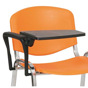 Plastový stolek s područkou