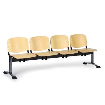 Dřevěná lavice ISO