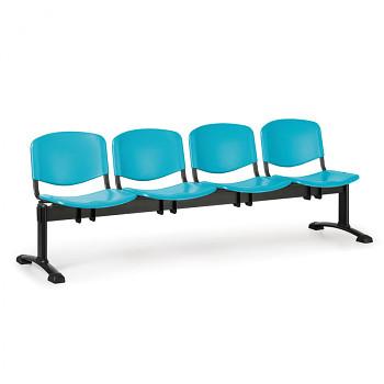 Plastová lavice ISO