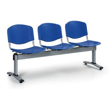 Plastová lavice LIVORNO