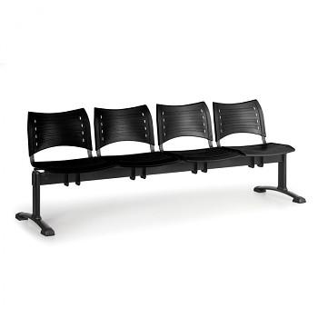 Plastová lavice VISIO