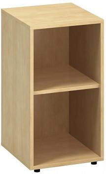 Kancelářská skříň,  735x 400x450, divoká hruška, police, CLASSIC