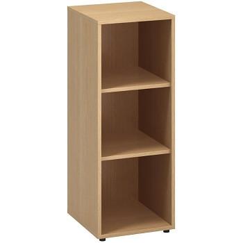 Kancelářská skříň, 1063x 400x450, buk, police, CLASSIC