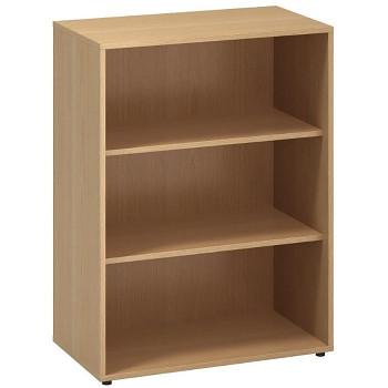 Kancelářská skříň, 1063x 800x450, buk, police, CLASSIC