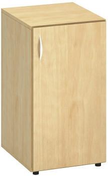 Kancelářská skříň,  735x 400x470, divoká hruška, pravá, CLASSIC