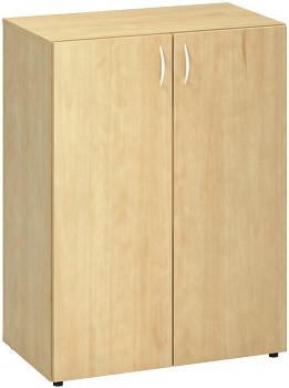 Kancelářská skříň, 1063x 800x470, divoká hruška, CLASSIC