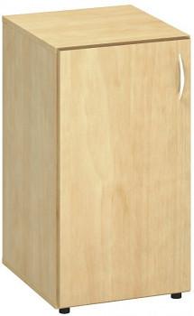 Kancelářská skříň,  735x 400x470, divoká hruška, levá, CLASSIC