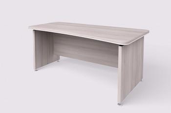 Kancelářský stůl 1800x 948x 762, akát světlý, R, WELS