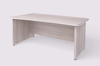 Kancelářský stůl 1800x 948x 762, akát světlý, L, WELS