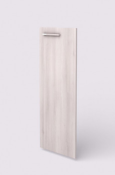 Dveře 1162x 396x18, akát světlý, R, WELS
