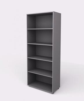 Kancelářská skříň, 1965x 798x404, šedá, police, WELS