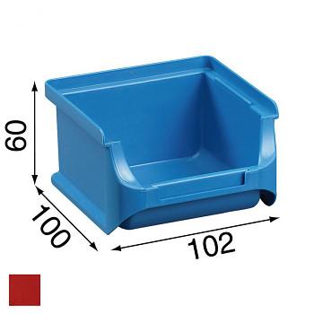 Plastové boxy na drobný materiál - 102 x 100 x 60 mm