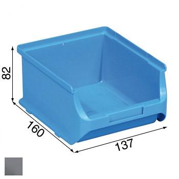 Plastové boxy na drobný materiál - 137 x 160 x 82 mm
