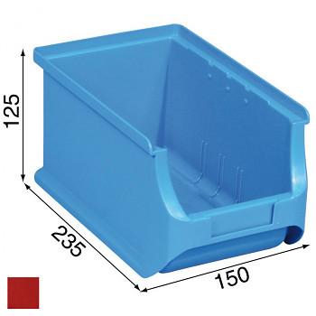 Plastové boxy na drobný materiál - 150 x 235 x 125 mm