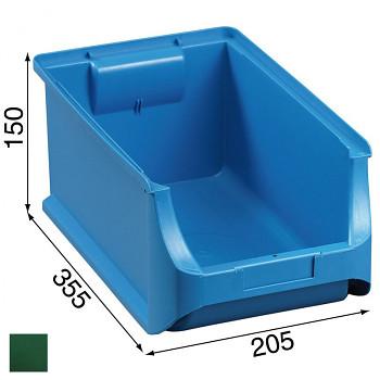 Plastové boxy na drobný materiál - 205 x 355 x 150 mm