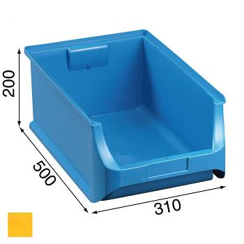 Plastové boxy na drobný materiál - 310 x 500 x 200 mm