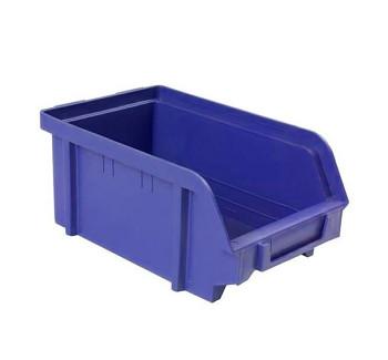 Plastové boxy, 103 x 166 x 73 mm