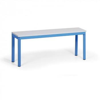 Šatní lavička, sedák - lamino 1000