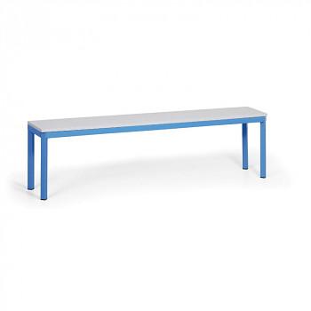 Šatní lavička, sedák - lamino 1500