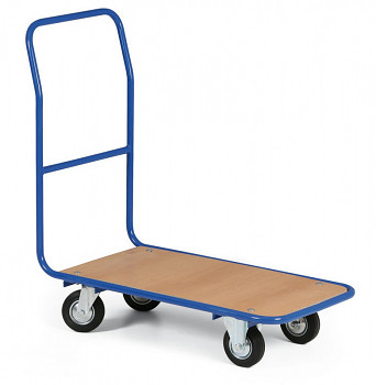 Plošinový vozík  300 kg,  780 x 450 mm, 101087