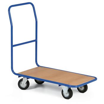 Plošinový vozík  300 kg,  780 x 450 mm, 101088