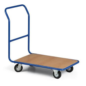 Plošinový vozík  300 kg,  830 x 530 mm, 101090