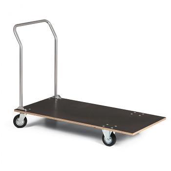 Plošinový vozík  150 kg, 1200 x 600 mm