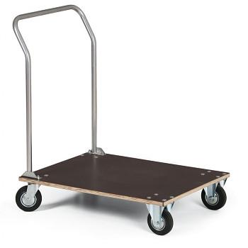 Plošinový vozík  100 kg,  800 x 600 mm