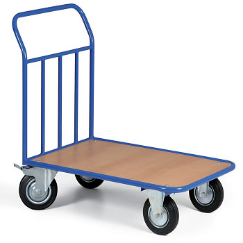 Plošinový vozík  300 kg,  970 x 660 mm, 101175