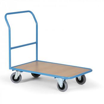 Plošinový vozík  300 kg,  970 x 660 mm, 101612