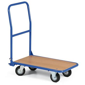 Plošinový vozík  300 kg,  720 x 450 mm, skládací