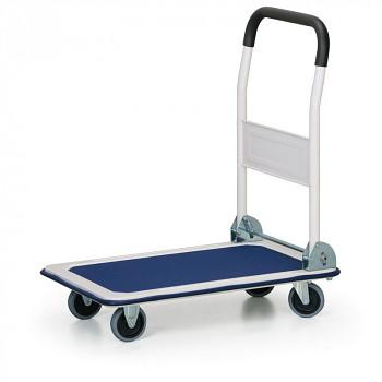 Plošinový vozík  150 kg,  730 x 470 mm, skládací