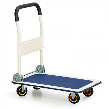 Plošinový vozík  300 kg,  910 x 610 mm, skládací